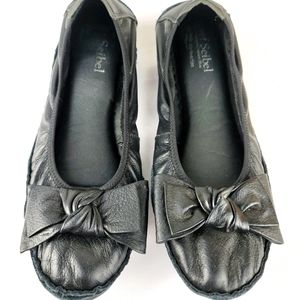 JOSEF SEIBEL Ballerina Leather Flat